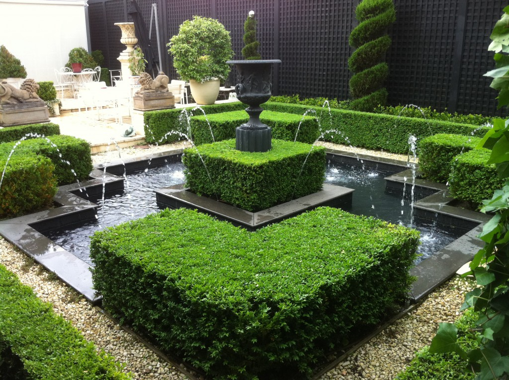 Contact Anthony Trumble Designer Gardens