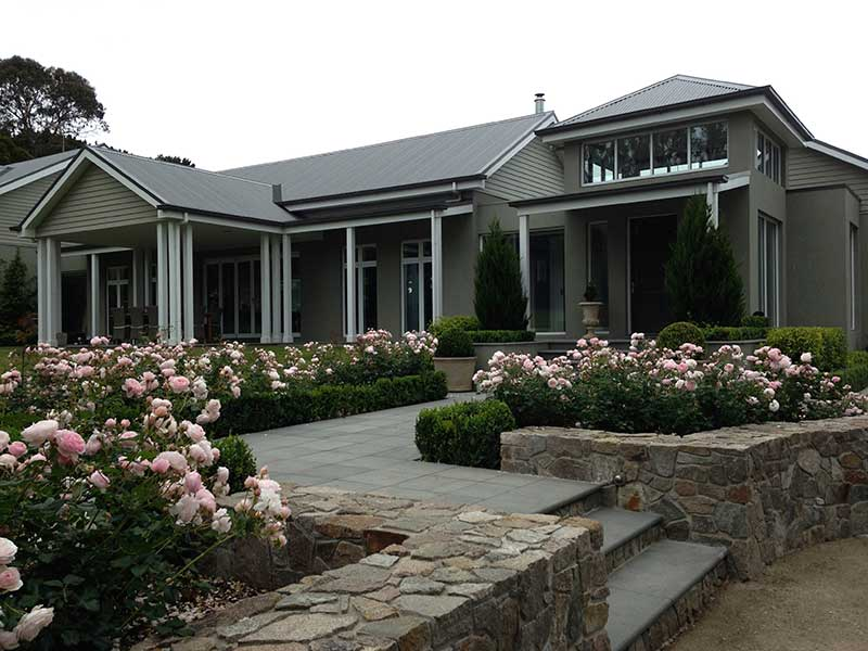 Designer Gardens Melbourne Anthony Trumble